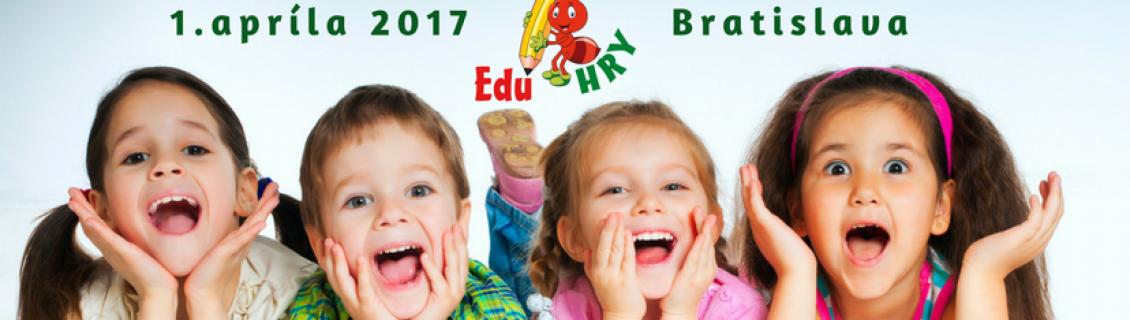 Niečo lepšie ako prvoaprílové žartíky - EduHry 2017