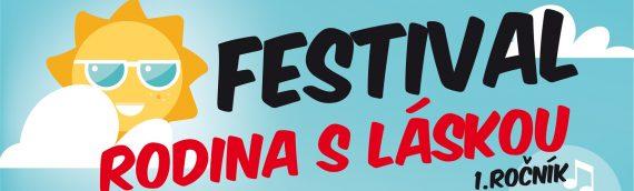 Festival Rodina s láskou 2017