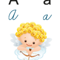 Abeceda - Veľké karty