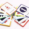 Dopravné značky - kontrolné karty
