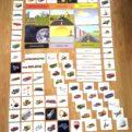 Dopravné prostriedky - 87 priraďovacích kariet