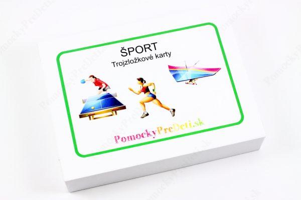 Šport MAXI - krabička