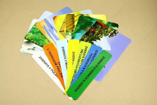 Kde žijú zvieratá MAXI - náhľad na všetky základné a textové karty