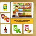 Čo jeme a pijeme - priraďovacie karty